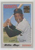 Willie Mays (1970 Topps) [Noted]