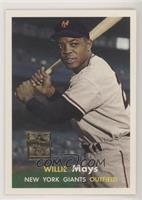 Willie Mays (1957 Topps)