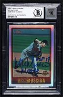 Mike Mussina [BASCertifiedBASEncased]