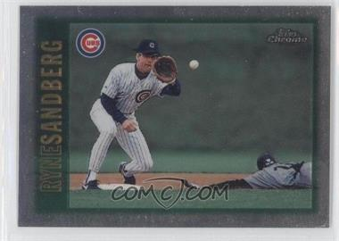 1997 Topps Chrome - [Base] #67 - Ryne Sandberg