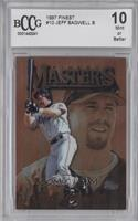 Jeff Bagwell [BCCG Mint]
