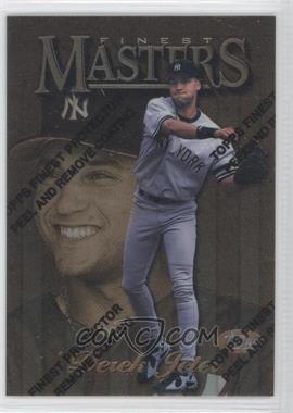 1997 Topps Finest - [Base] #166 - Derek Jeter