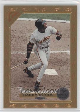 1997 Topps Gallery - [Base] - Player's Private Issue #PPI-42 - Barry Bonds /250