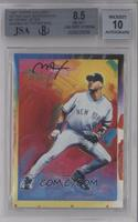 Derek Jeter [JSA Certified Encased by BGS]