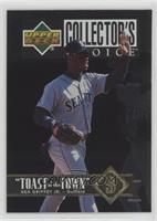 1997 Upper Deck Collectors Choice Toast Of The Town Baseball Cards