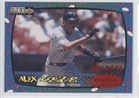 Alex Rodriguez (July 29-31)