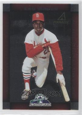 1998 All-Star FanFest Tribute to Lou Brock - [Base] #2 - Lou Brock