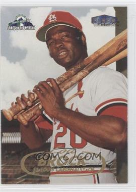1998 All-Star FanFest Tribute to Lou Brock - [Base] #3 - Lou Brock (Fleer Tradition)