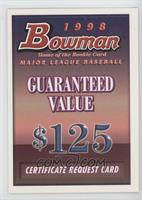 Guaranteed Value Offer