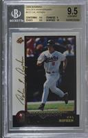 Cal Ripken Jr. /50 [BGS 9.5 GEM MINT]