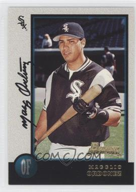 1998 Bowman - [Base] #185 - Magglio Ordonez