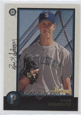 1998 Bowman - Preview Prospects #BP3 - Ryan Anderson