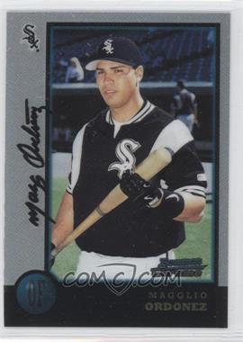 1998 Bowman Chrome - [Base] #185 - Magglio Ordonez