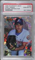 Tony Armas Jr. [PSA 10 GEM MT] #/100