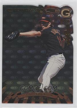 1998 Donruss - [Base] - Press Proof Gold #242 - Scott Erickson /500
