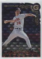 Mike Mussina #/500