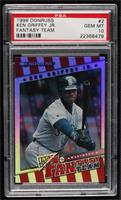 Ken Griffey Jr. [PSA 10 GEM MT] #/2,000