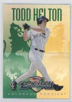 Todd Helton /250