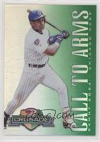 Call to Arms - Sammy Sosa #/250