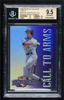 Call to Arms - Alex Rodriguez [BGS 9.5 GEM MINT]