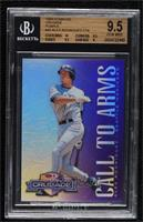 Call to Arms - Alex Rodriguez [BGS 9.5 GEM MINT] #/100