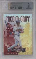 Fred Mcgriff Baseball Cards