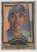 Jose Cruz Jr. /500