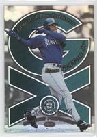 Ken Griffey Jr., Jose Cruz Jr. /2700