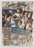 Hideo Nomo /1995