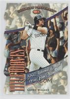 Larry Walker #/1,997