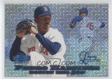 1998 Flair Showcase - Row 0 - Legacy Collection #85 - Pedro Martinez /100