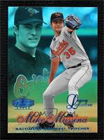 Mike Mussina #/100
