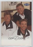 Mickey Mantle, David Mantle, Danny Mantle