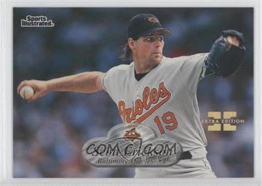 1998 Fleer Sports Illustrated - [Base] - Extra Edition #33 - Scott Erickson /250
