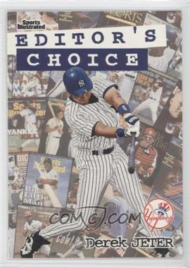 1998 Fleer Sports Illustrated - Editor's Choice #6EC - Derek Jeter