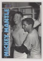 Mickey Mantle, Phil Rizzuto