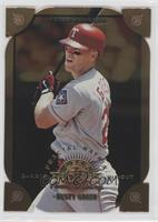 Rusty Greer (Gold Z-Axis) /100