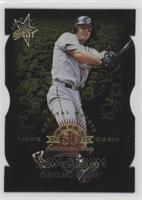 Jim Thome (Gold Y-Axis) #/200