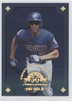 Jose Cruz Jr. #/3,999
