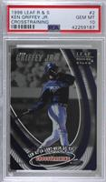 Ken Griffey Jr. [PSA 10 GEM MT] #7/1,000