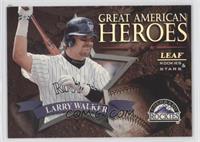 Larry Walker /2500