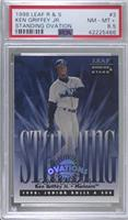 Ken Griffey Jr. [PSA 8.5 NM‑MT+] #/5,000