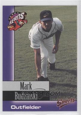 1998 Multi-Ad Sports Akron Aeros - [Base] #26 - Mark Budzinski