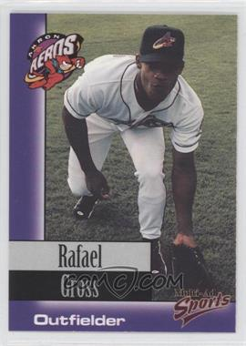 1998 Multi-Ad Sports Akron Aeros - [Base] #27 - Rafael Gross