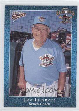 1998 Multi-Ad Sports Erie SeaWolves - [Base] #30 - Joe Lonnett