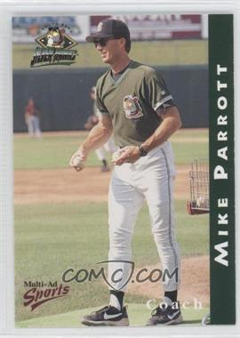 1998 Multi-Ad Sports South Bend Silver Hawks - [Base] #25 - Mike Parrott