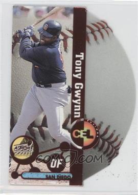 1998 Pacific Aurora - Hardball Cel-Fusions #15 - Tony Gwynn