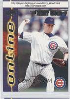 Kerry Wood (Pitching, Arm at Head)