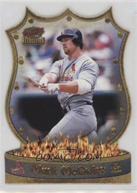 1998 Pacific Revolution - Major League Icons #9 - Mark McGwire