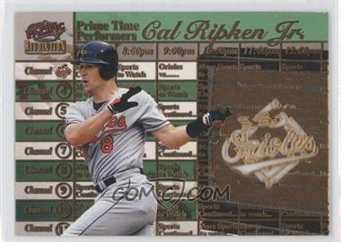 1998 Pacific Revolution - Prime Time Performers #1 - Cal Ripken Jr.